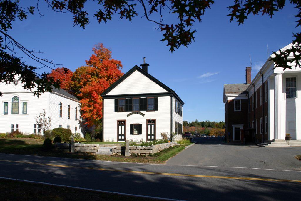 8 Grange Hall - Exterior