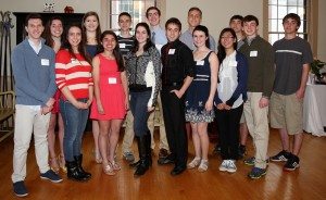 Atkinson Scholarship Recipients 2014pg - cropped