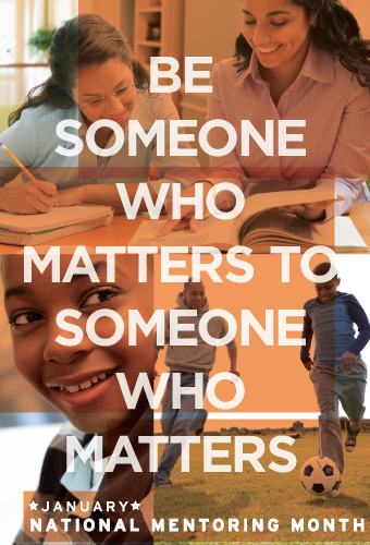 Be someone who matters